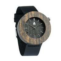 Wooden Watch // Perfectly Imperfect // Ebony No. 81