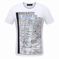 Dsquared2 T-Shirt Top Tee-5