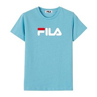 FILA Children Girls Boys Casual Shirt Top Tee