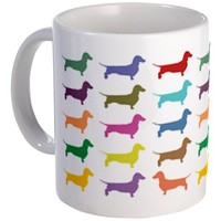 Dachshunds, Dachshunds, Dachs Mug on CafePress.com
