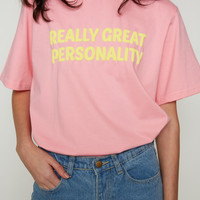 Great Personality Tee