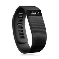 Fitbit Charge Wireless Activity + Sleep Wristband FB404BKL Smart Band Lager Black