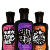 Wicked Mini Body Lotion Bundle   - Signature Collection - Bath & Body Works