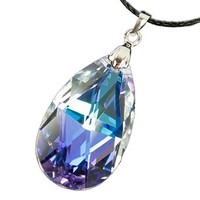 Cosplay Costume Anime Sword Art Online Crystal Necklace,Small