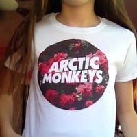 All Arctic Monkeys Shirts (3options)