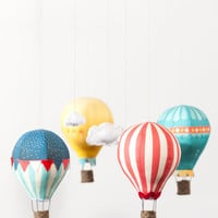 Hot Air Balloon Kit - Circus