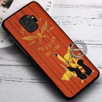 Cute Wizard Pikachu Harry Potter iPhone X 8 7 Plus 6s Cases Samsung Galaxy S9 S8 Plus S7 edge NOTE 8 Covers #SamsungS9 #iphoneX