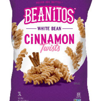 White Bean Cinnamon Twists by Beanitos – VeganEssentials Online Store