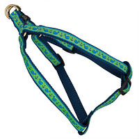 Whales & Anchors Dog Harness