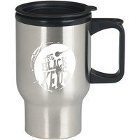 Drum Logo For Stainless Travel Mug *