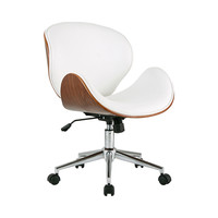 Wing Spec Office Chair in White