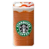 Starbucks Coffee Apple iPhone 5 Case (White) | bestiphone5caseshop - Accessories on ArtFire