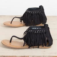 Not Rated Keep The Peace Sandal