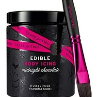 Edible Body Icing in Midnight Chocolate - Tease for Two - Victoria's Secret