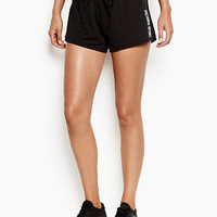 Logo Fleece Drawstring Short - Victoria's Secret