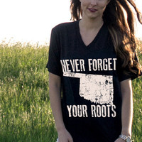 Never Forget Your Roots-Oklahoma