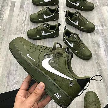 Trendsetter  NIKE AIR FORCE 1 Women Men Fashion Casual Sneakers Sport Shoes