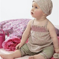 Lil Baby Girl 3 piece Clothing Set