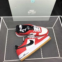 Nike Air Force 1 Red&White