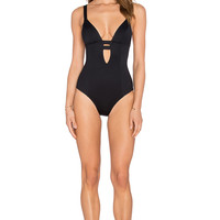 vitamin A Neutra Swimsuit in Eco Black