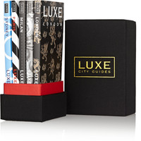 LUXE City Guides - Fashion Gift Box