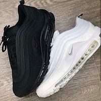 NIKE Air max 97 men women air cushion sneakers Shoes