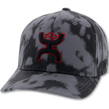 HOOEY CHRIS KYLE 2020 PUNISHER HAT GREY/BLACK CAMO CK018-Y YOUTH