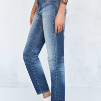 BDG Embroidered Mom Jean - Urban Outfitters
