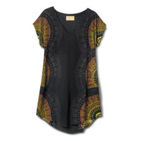 Radial Lane Shift Dress | TOMS