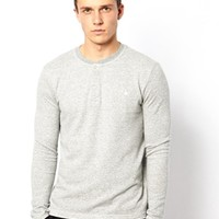 Jack Wills Dunsby Long Sleeve Top Henley