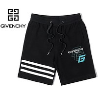 GIVENCHY Summer Men Women Casual Print Sport Running Beach Shorts