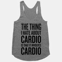 The Thing I Hate About Cardio...