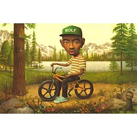 Tyler the Creator Poster 24x36