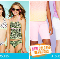 Girls Clothes | Shop Girls Clothing Stores