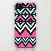 Mix #477 iPhone & iPod Case by Ornaart