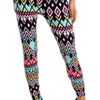 Fun and Funky leggings from The Vintage Gypsy Boutique