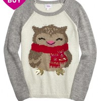 CABLE KNIT CRITTER SADIE SWEATER   GIRLS CLOTHES NEW ARRIVALS   SHOP JUSTICE