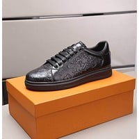 LV Fashion Men's Women's Casual Running Sport Shoes Sneakers Slipper Sandals High Heels Shoes
