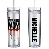 The Walking Mom/Dad Personalized Tumbler - Perfect Gift - Free Shipping
