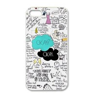 Iphone 5c Case,The Fault in Our Stars Iphone 5c Case Cover - Snap-on Hard Case,cute Iphone 5c Case