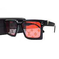 LV personality versatile color film polarized sunglasses