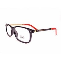 D&G DOLCE&GABBANA POPULAR FASHION EYEGLASSES