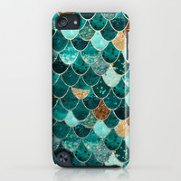 REALLY MERMAID iPhone & iPod Case by Monika Strigel