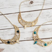 Pointe Collar Necklace