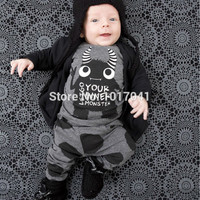 Baby Boy Little Monsters Clothing Sets