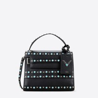 Valentino My Rockstud Rolling Small Single Handle Bag, Double Handle Bags for Women - Valentino Online Boutique