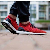 DCCKBE6 Adidas Ultra Boost Uncaged 'Bright Red'