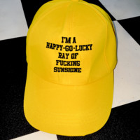 SWEET LORD O'MIGHTY! FUCKING SUNSHINE CAP