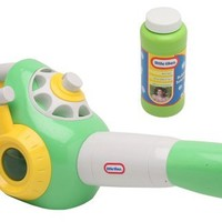 Imperial Toy Little Tikes Leaf & Lawn Bubble Blower,Colors may Vary