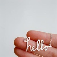 You're My Favourite Hello  small by Joannarutter on Etsy